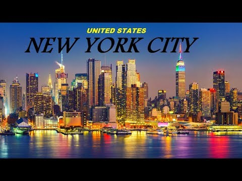شاهد مدينة نيويورك الساحرة تصوير خرافي NEW YORK CITY # WOW