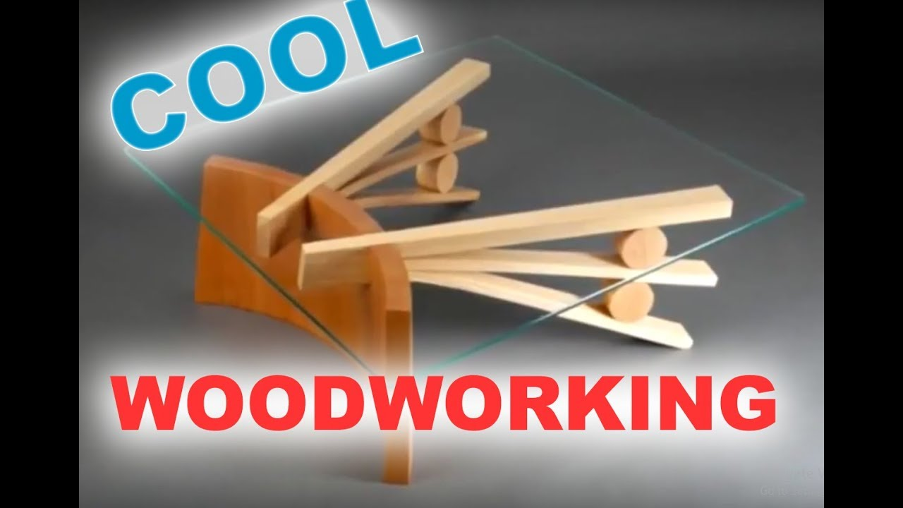 Cool Woodworking Projects Diy Youtube