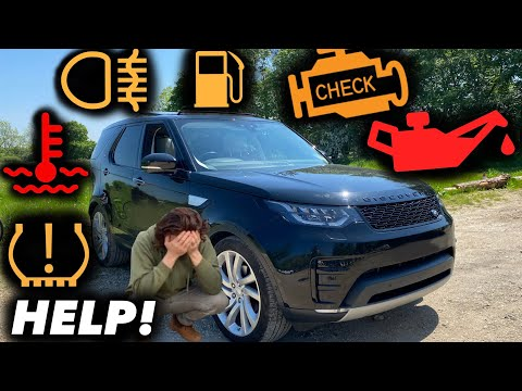 EVERY PROBLEM I'VE HAD WITH MY Land Rover DISCOVERY 5 HSE LU