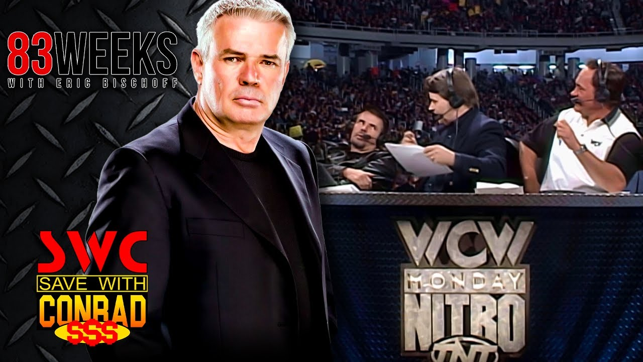 Eric Bischoff shoots on Larry Zbyszko's work on commentary