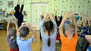 Интегрированное занятие в подготовительной к школе группе