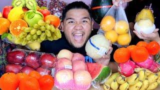 Mga FAVORITE na PRUTAS ng INA MO! (Healthy-healtihan Haul)