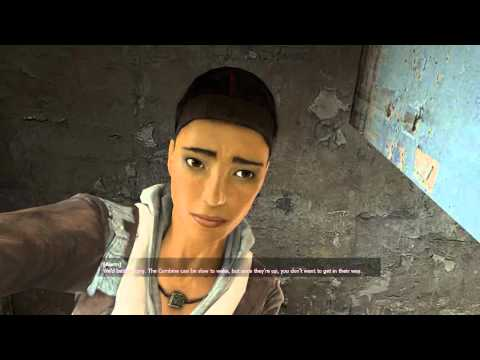 (Almost) all Half-Life 2 sounds replaced with random earrape (earrape warning)