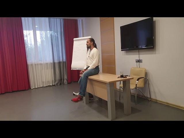 Рассуждения о целях практики Цигун ч1.