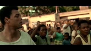 Muhammad Ali Running Scene - ALI Movie