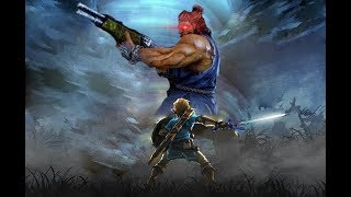 Link gets hit with the raging demon thumbnail