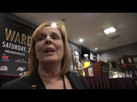 kovalev promoter only way ward can win is by cheating! EsNews Boxing