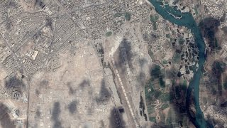 Satellite Imagery: The Islamic State's Mosul Defenses thumbnail