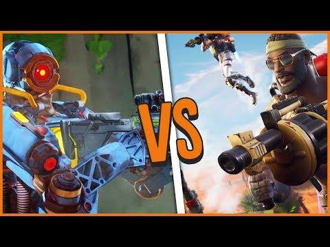 APEX legends vs Fortnite - Apex mejor que Fortnite?