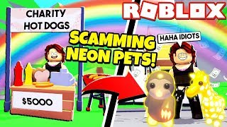 This Is HER BEST WAY to Get FREE NEON PETS in Adopt Me NEW Sloth Update! (Roblox)