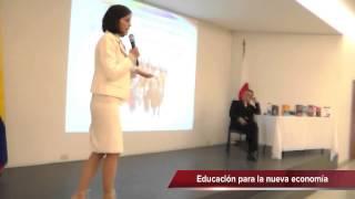 Junta de Negocios. Vivian y Luis Granados