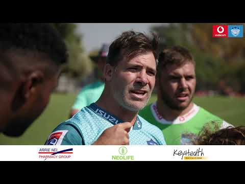Vodacom Bulls Fitness Report vs Hurricanes (Quarter-Final)