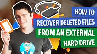 How to Recover FiĮes from an External Hard Drive: 5 Simple Steps
