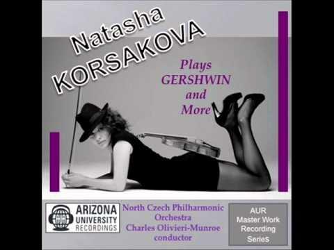 "Natasha Korsakova Plays Dvorak ""Romance"""