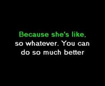 AVRIL LAVIGNE - GIRLFRIEND  (karaoke/instrumental)
