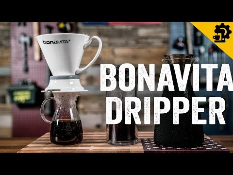 How to Use the Bonavita Porcelain Immersion Dripper