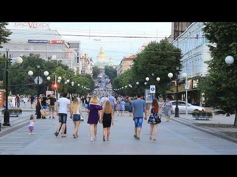 Пенза летний вечер на Московской 2017 © Aleksey Aleshkin