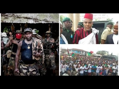 BREAKING: Like IPOB, new group emerges, calls for secession of Niger Delta from Nigeria