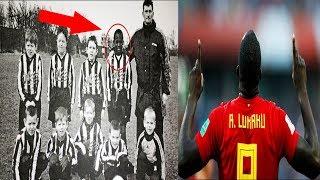 La emotiva historia de Superación de Romelu Lukaku | Fútbol Social