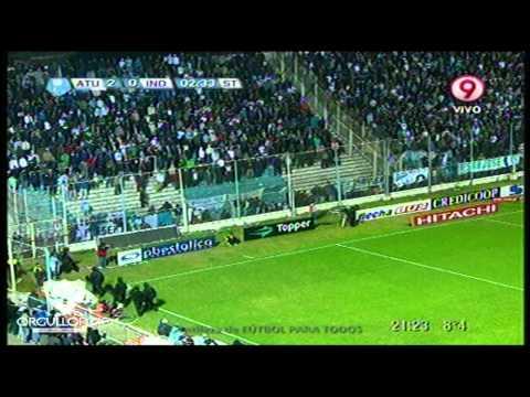 Resumen Del Partido Atlético Tucuman 2 - Independiente 1  Orgullo Rojo