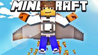 Minecraft - Industrial Craft: Fazendo Jetpack