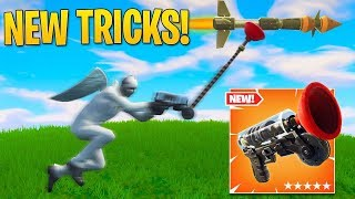 Best Grappler Tricks you NEED To Try! (Rocket Ride and Spiderman!)