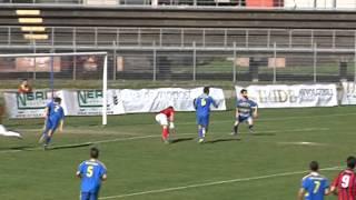 Aquila Montevarchi-Arno Laterina 1-0 Promozione
