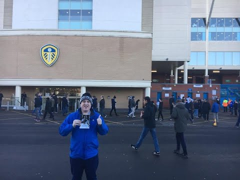 Leeds United Vs Rotherham United - Match Day Experience - YouTube