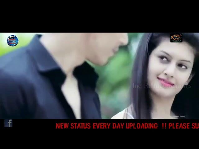 Latest Whatsapp Status Video|Romantic Status Video|Hindi Status video|2018|Ind Rahul Creations