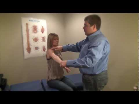 Rotator cuff tear and shoulder pain therapy 3 Quick Tests