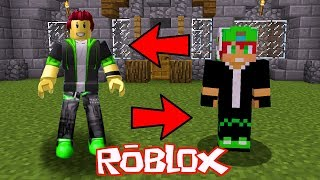 UNBELIEVABLE I TURNED AND ENDED UP IN THE WORLD OF ROBLOX!!