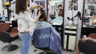Beautyfull Short Hair Cut