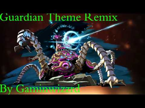 Legend of Zelda Breath of the Wild Guardian Theme Remix