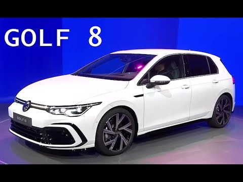 2020 Volkswagen Golf and Golf GTE - Unveiling and In-Depth Look