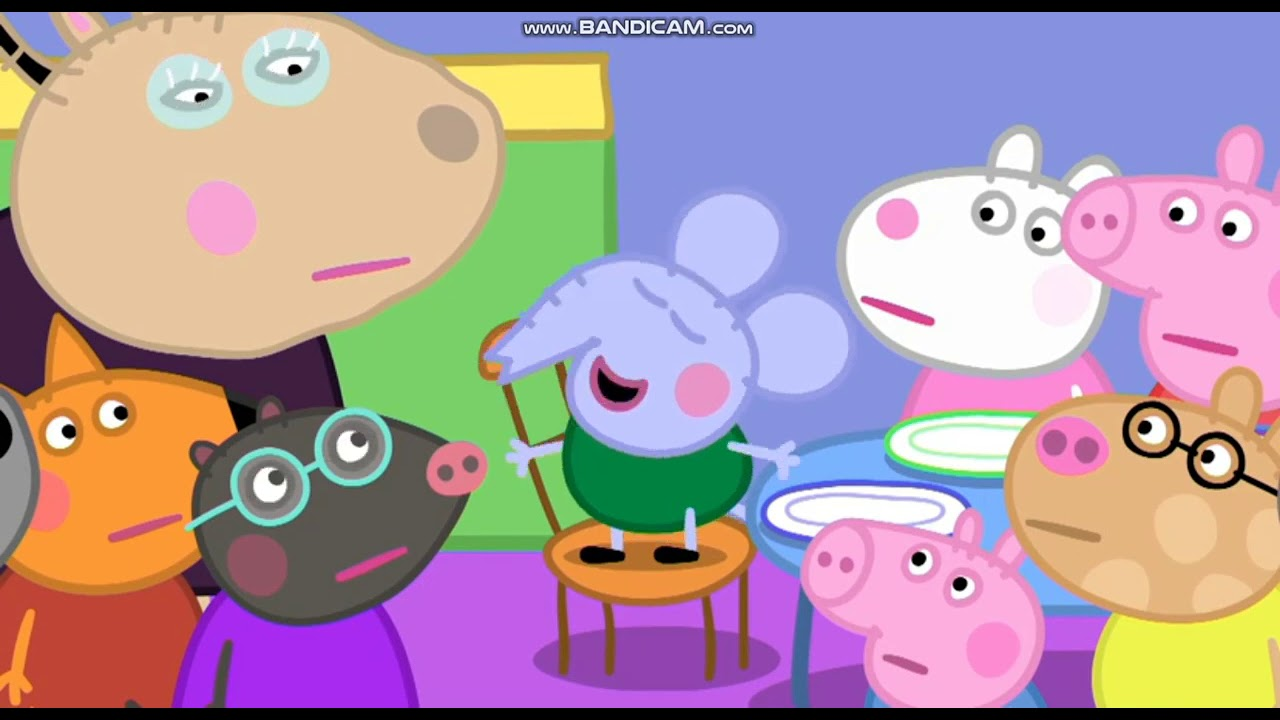 Download Peppa Pig S06E29 Breakfast Club
