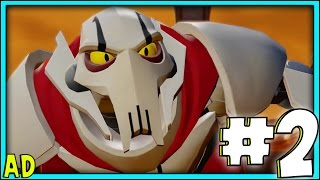 Disney Infinity 3.0 - General Grievous FIGHT! [2]