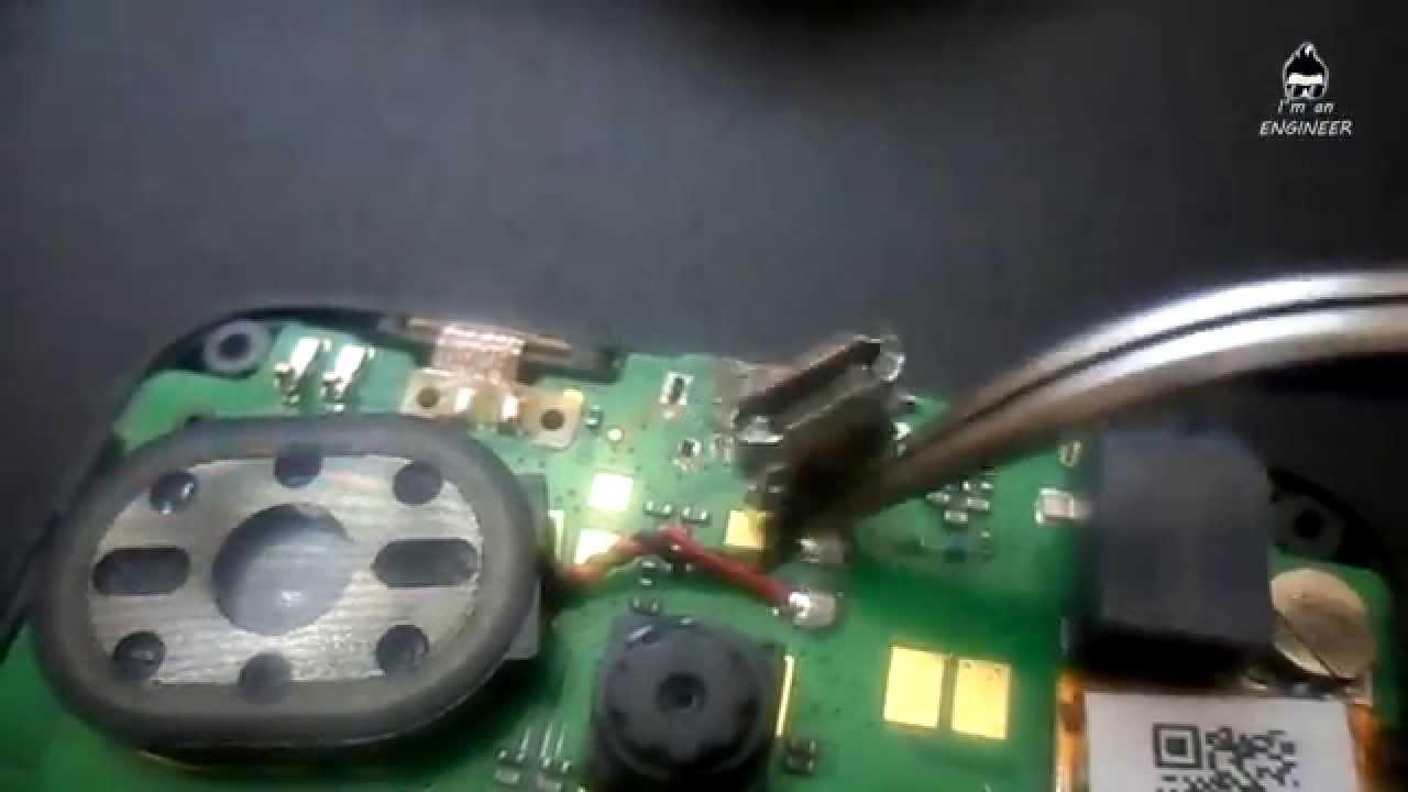 Поправляем шлейф на Lenovo 316i - YouTube