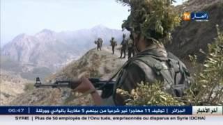 أمن : قوات الجيش الوطني الشعبي تقضي على 3 ارهابيين بتيزي وزو
