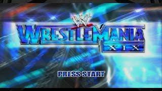 WWE Wrestlemania XIX (GameCube) - Nvidia Shield TV Gameplay