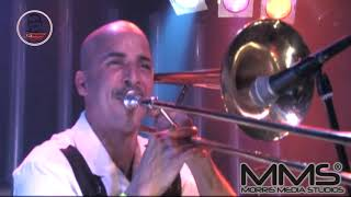 """Tito Allen Canta """"Guancona y Llanto de Cocodrilo"""" @Descarga Boricua   Serie de mi coleccion de Video"""