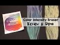 Color Intensity Eraser | Blue to Blonde