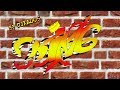 Speed draw graffiti - King(Wild style by DjXauos)