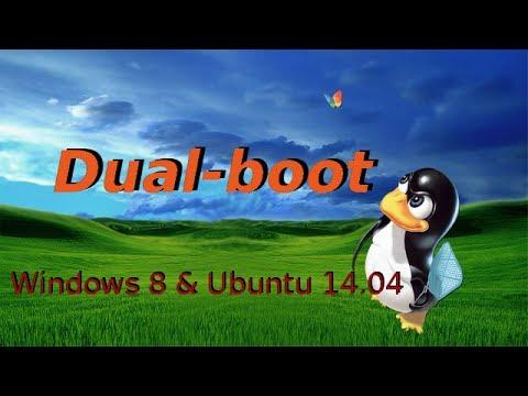 Dual boot ubuntu windows 8 en francais youtube - Open office francais windows 8 ...