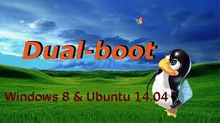 Dual-boot Ubuntu 14.04 & Windows 8 en Francais