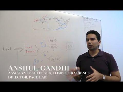 Professor Anshul Gandhi Awarded Rising Star Research Award
