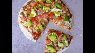 Acapulco Chicken Pizza
