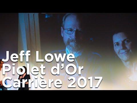 Piolet d'Or Carrière 2017 Jeff Lowe lecture Catherine Destivelle Grenoble alpinisme montagne
