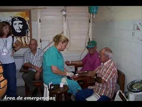 Hospitals and Medical Attention for Cubans in Cuba cutted