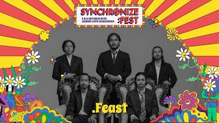 .Feast LIVE @ Synchronize Fest 2019