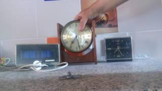 Часы настольные ссср